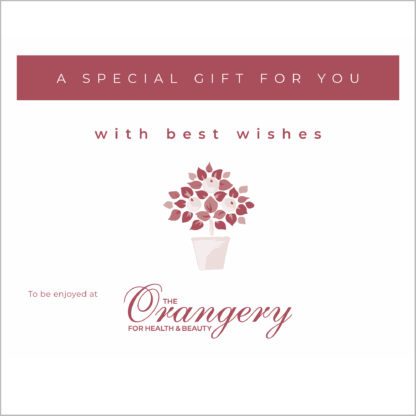 Orangery Gift Voucher