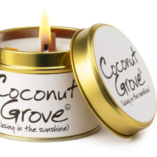 Coconut Grove Candle Tin