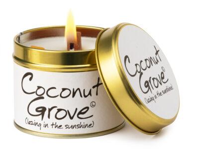 Coconut Grove Candle Tin